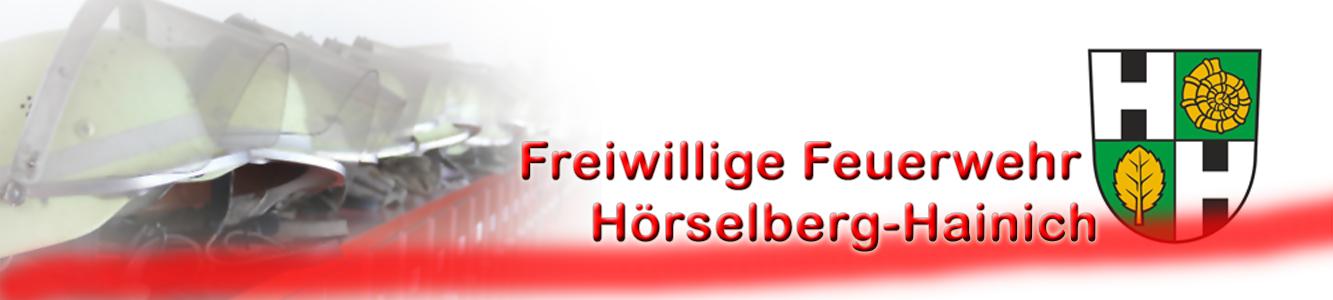 Freiwillige Feuerwehr Hörselberg-Hainich